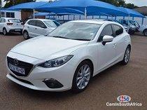 Mazda Mazda3 Manual 2015