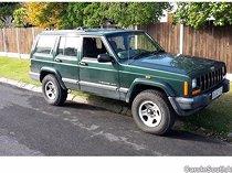 Jeep Cherokee Automatic 2000