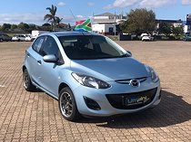 --1 year warranty included-- mazda mazda2 1.4 low mileage for sale