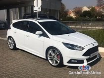 Ford focus st3 manual 2016