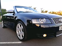 Immaculate!!! 2004 audi s4 4.2 v8 convertible